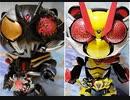 ガンプラ改造 仮面ライダーアークゼロ&ゼロツー作ってみた