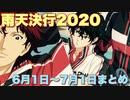 【テニラビ】雨天決行2020!6月まるごとキャンペーン~6月1日から7月1日全ストーリーまとめ~【プレイ動画】