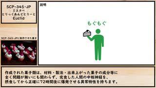 【ゆっくり紹介】SCP-345-JP【ミスター・とりっくあんどとりーと】