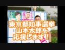 東京都知事選挙 山本太郎を応援します