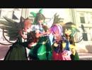 【第12回東方ニコ童祭】おつかれさまのさとりさま【MMD紙芝居】