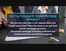 How does the Mortgage Interest Tax Deduction Work (2020, 2021)