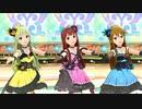 【ミリシタ】トライスタービジョン(エレナ・琴葉・恵美)「Glow Map」【ソロMV(合唱版)】