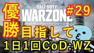【CoD:WARZONE】概ね日刊CoD:WZ#29【BR SOLOS】