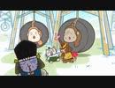 ねこねこ日本史 第5シリーズ 第137話・第138話 「家康VS秀吉、天下分け目の激突!?」/「女子力は花ざかり、国風文化!」
