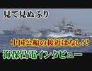 【電凸】海上保安庁の言う「中国公船、接近にあたらず」の定義とは?[桜R2/7/2]
