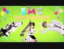 【にじさんじMMD】太陽系デスコ【SMC組】