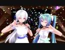 【初音ミク】 Two Of Hearts【長山洋子/カバー曲】