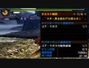 【MH4G】マギ・黒き蝕を打ち晴らせ! 生産盾斧ソロ【2'23'23】