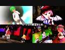 【第12回東方ニコ童祭】モーション練習まとめ