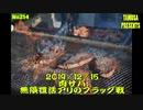 2019/12/15 肉サバ 無限復活アリのフラッグ戦