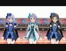 【ミリシタ】EScape(瑞希・紬・志保)「Glow Map」【ソロMV(編集版)】