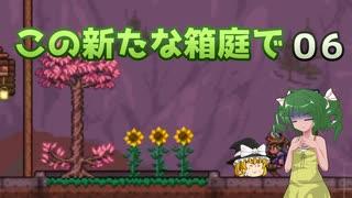 【ゆっくり実況プレイ】この新たな箱庭で part06【Terraria1.4】