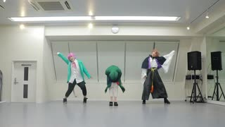 【ヒプマイ】ポジティブダンスタイム 踊ってみた 【FlingPosse】