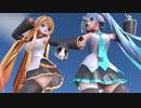 【MMD】む~ぶ式ミク&大人リンで『ロキ』【ikPolishShader/1080p/60fps】