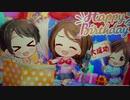 アイドルマスターシンデレラガールズ「桃井あずき」 お誕生日おめでとうございます!2020