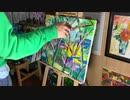 絵画 Painting 2020年7月8日
