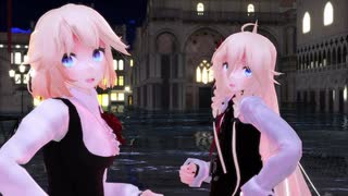 【MMD】IA ONEさんで Love Me If You Can