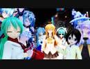 【雪ミクレポート2020】*札幌雪まつり紀行*【PART3:夜の雪まつり/前編】
