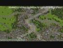 Simutransイギリス:ウェールズの谷での列車の旅