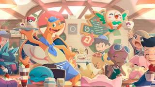 【実況】Pokémon Café Mix part1