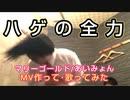 ハゲが全力で【あいみょん/マリーゴールド】歌って・MV作ってみた