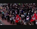 極左テロ組織「アンティファ」の幹部が黒人にバイト料を払い、指示を出している映像
