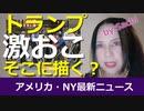 NY最新ニュース 7/10/2020 トランプタワーの前にBLMが!:アメリカ人のコメントは?