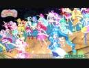 【MMDプリキュア】7世代30人で季節はずれのカーニバルダンス(HD-60fps)