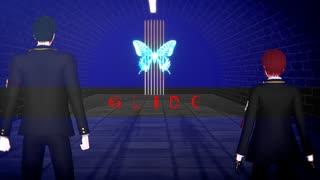 【MMDツイステ】「GLIDE 」By.トレイ先輩&リドル寮長(1080p対応)
