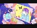 【オリジナルMV】夜桜 / ver.余白_【歌ってMV作ってみた】