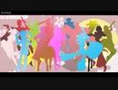 【BASARALOID】戦国OTOMEの夜桜物語【女声13人】