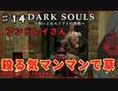 【DARK SOULS】酔いどれ呪術師が行くPART14【モノアイ攻略】