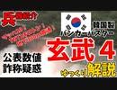 【兵器事情】韓国軍のバンカーバスター「玄武ー4」の公表数値が怪しすぎる【ゆっくり解説】
