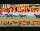 【7】競馬で勝つためにスポーツ紙の「数値」を分析し、データ化。利益を出すことにこだわり、検証します。