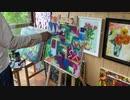 絵画 Painting 2020年7月10日