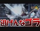 攻撃力の代償として体力を失ったウナギ【MH3G.HDver】
