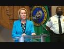 ダーカン市長はシアトル警察の予算から7620万ドルの削減を発表