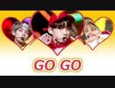 【 BTS 】 GO GO【防弾少年団】【日本語字幕/かなるび】