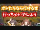 【APEX】なぜかシールドの大きさ(?)で競う花京院ちえりと夏色まつり