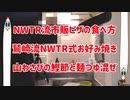 【NWTRメシ】おまけ的3本立て