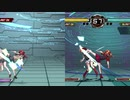 [MUGEN 1.1] [WIP-2] SHIRAI Kuroko 白井黒子 オリジナルのゲームと比較して