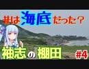 【北近畿弾丸旅行】#4:駐車場まで約2キロ、袖志の棚田in京丹後市【VOICEROID車載】