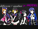 【ラブライブ!MAD】differrent≠another (μ-MODEL)【P-MODEL】