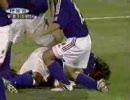 ワールドユース 日本vs韓国 日本ゴール!!韓国実況版!