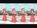【ミリシタ】Jelly Pop Beans(桃子・歩・ロコ・昴)「Glow Map」【ソロMV(編集版)】