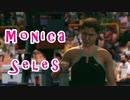モニカ・セレス(トップスピン3)黒のユニホーム