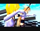 【MMD】らぶ式KKC島風&島風コスリンで『エンゼルフィッシュ』【らぶ式】再投稿版