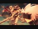 Fate/GrandOrder 第2部後半OP 超スロー再生&通常再生