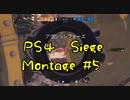 【R6S】PS4 レインボーシックスシージMontage(kill clip)#5